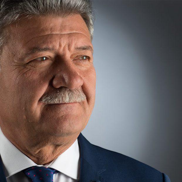 primarul municipiului Alba Iulia, Mircea Hava
