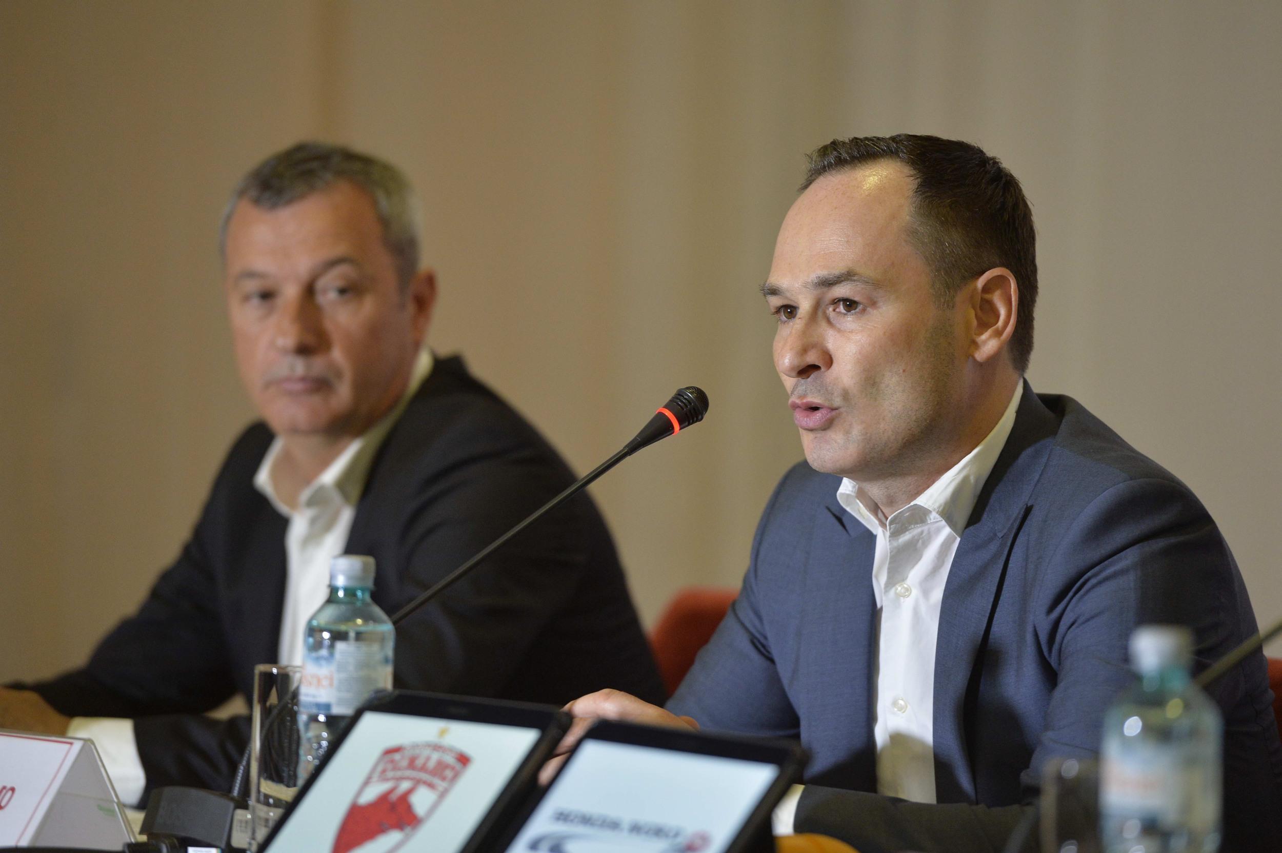 Ionuț Negoiță a stabilit suma pentru care este dispus să vândă Dinamo. Detaliile negocierilor cu armatorul grec Konstantinos Tsakiris