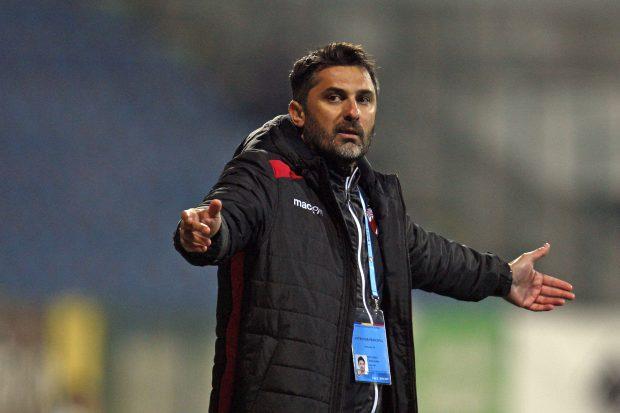 Rămas fără echipă, și-a întors atenția către David. Claudiu Niculescu își petrece duminicile la meciurile de fotbal ale fiului său