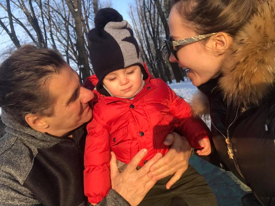 Octavia Geamănu și Marian Ionescu, doi ani de când au devenit părinți