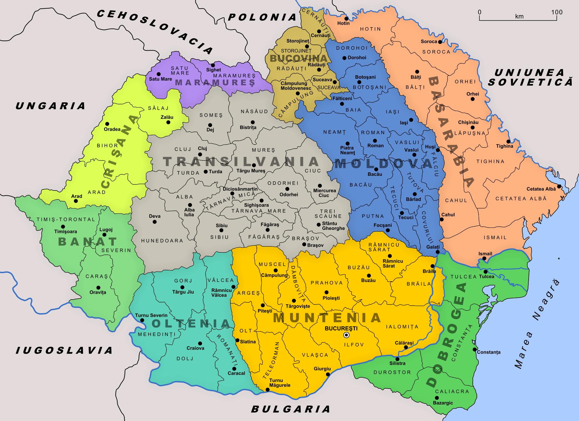 Ce sărbătorim pe 1 Decembrie - România Mare