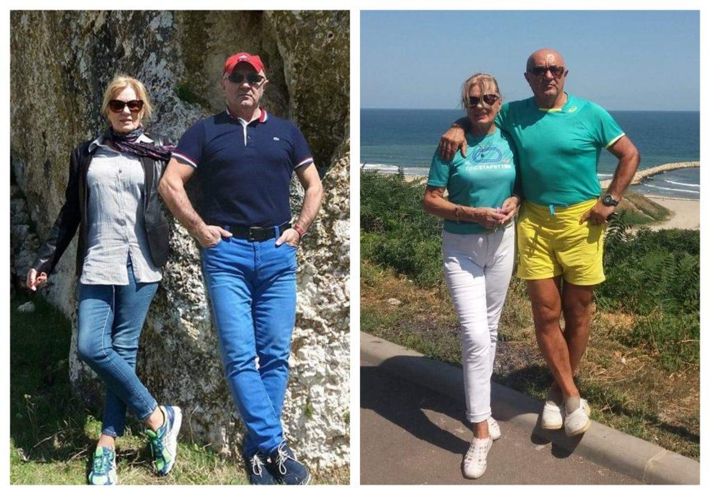 Văduva lui Dan Spătaru și-a refăcut viața. La 14 ani de la moartea cântărețului, Sida se afișează cu un bărbat