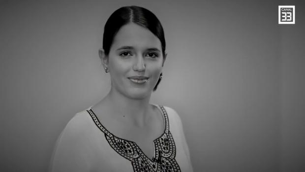 Sofia Alexandrescu, elevă în clasa a XI-a a liceului Gheorghe Lazăr, din Bucureşti