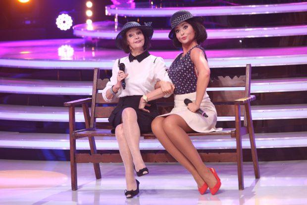 """Marina Voica, apariție spectaculoasă la """"Te cunosc de undeva!"""""""