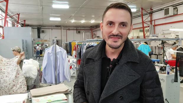 Vlad Elias, soţul Cristinei, este vicepreşedinte al firmei