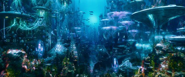 """CRONICĂ DE FILM/ """"Aquaman"""", o aventură spectaculoasă care te face să-ți dorești să trăiești sub apă"""