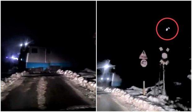 Barieră periculoasă în comuna Zam din Hunedoara