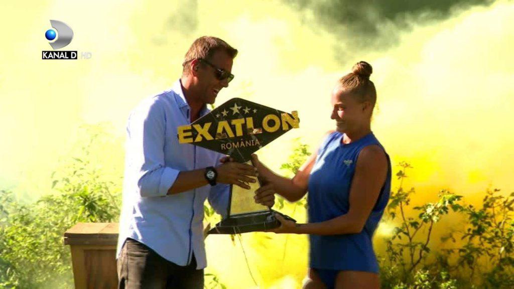 Ce face Beatrice Olaru, câștigătoarea Exatlon România, cu premiul de 100.000 de euro