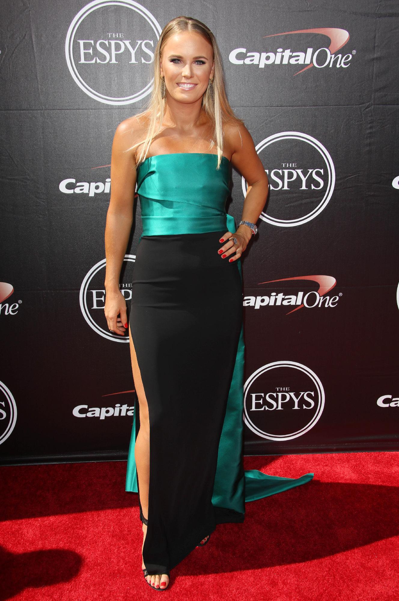 Cele mai frumoase sportive din lume. LOCUL 6: Caroline Wozniacki (28 de ani, Danemarca, tenis)   FOTO și VIDEO