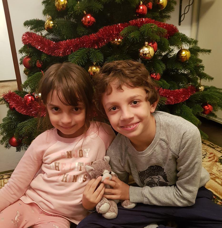 """Cel mai frumos compliment pe care l-a auzit Cristina Spătar despre cei doi copii ai ei. """"Așa e"""""""