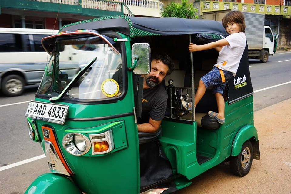 Ce se întâmplă cu soțul Danei Rogoz în Sri Lanka. Vedeta a făcut anunțul