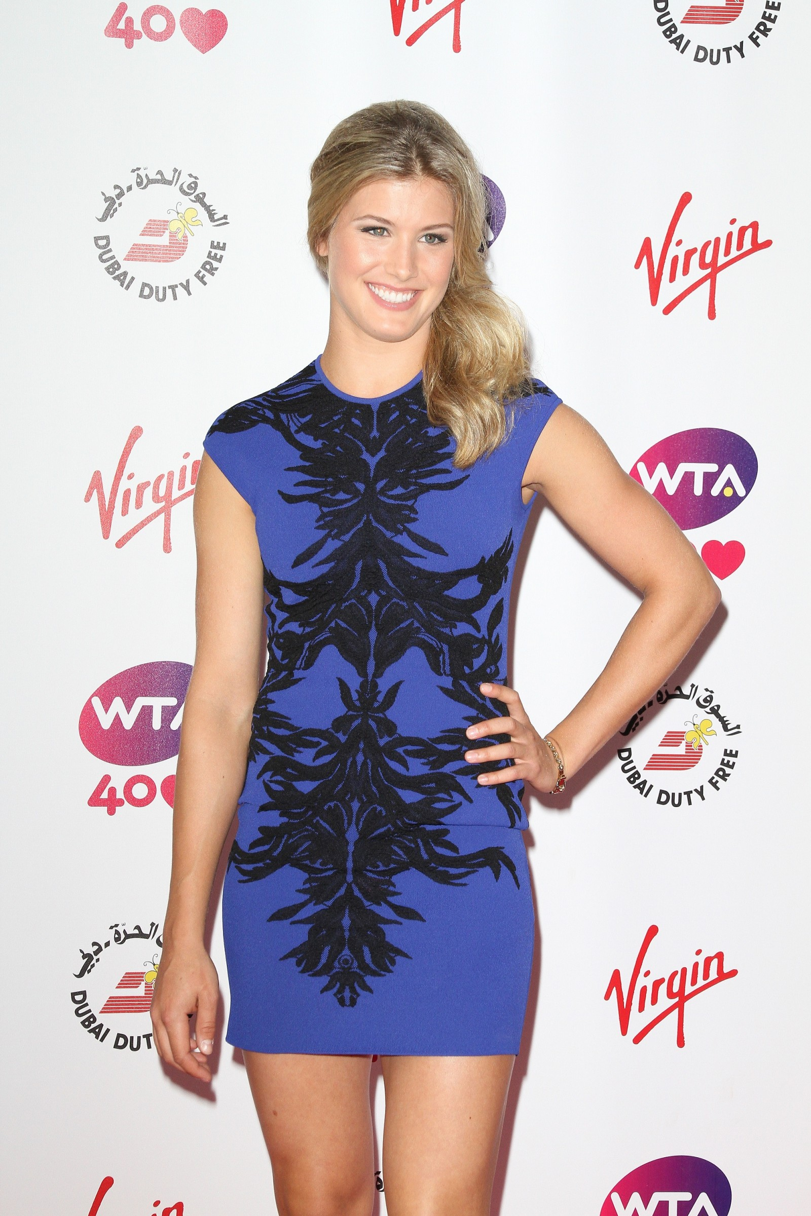 Cele mai frumoase sportive din lume. LOCUL 5: Eugenie Bouchard (24 de ani, Canada, tenis) | FOTO și VIDEO