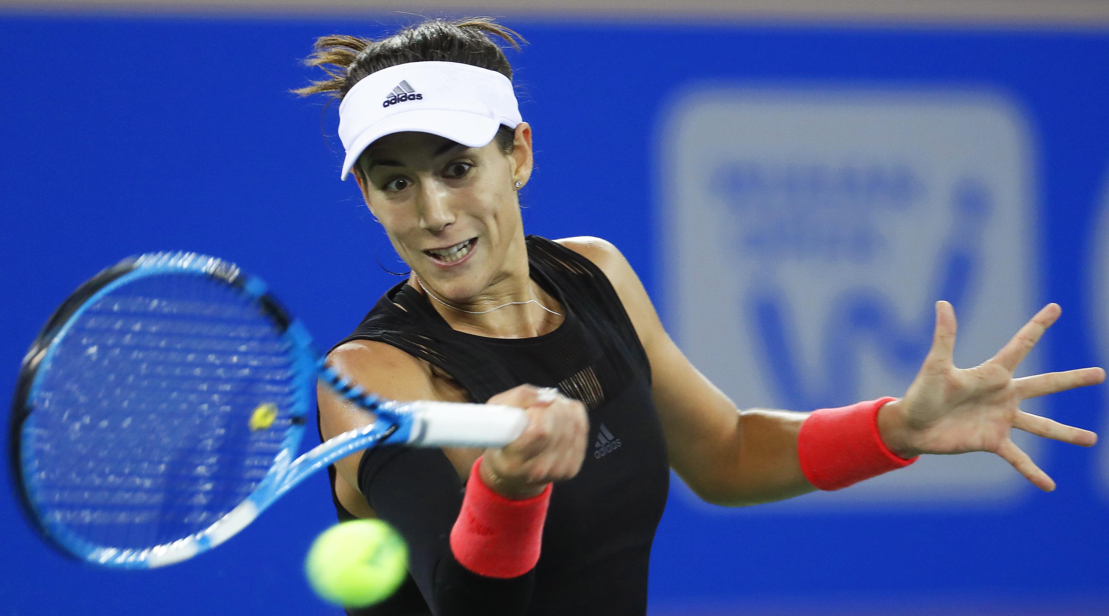 Cele mai frumoase sportive din lume. LOCUL 7: Garbine Muguruza (25 de ani, Spania, tenis) | FOTO și VIDEO