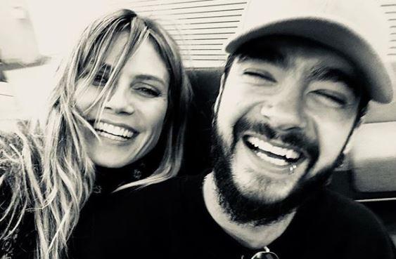 Heidi Klum s-a logodit cu Tom Kaulitz. Anunțul făcut de supermodelul german de Crăciun