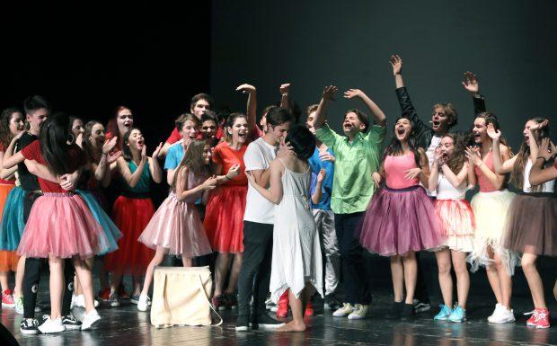 """Dacă noi ne iubim"", musical Holograf FOTO: Florin Ghioca"