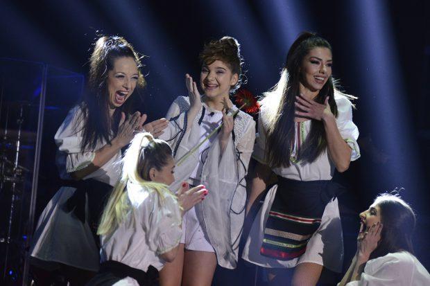 """Bella Santiago, Doinița Ioniță, Ioana Bulgaru și Cristian Moldovan sunt finaliștii """"X Factor"""""""