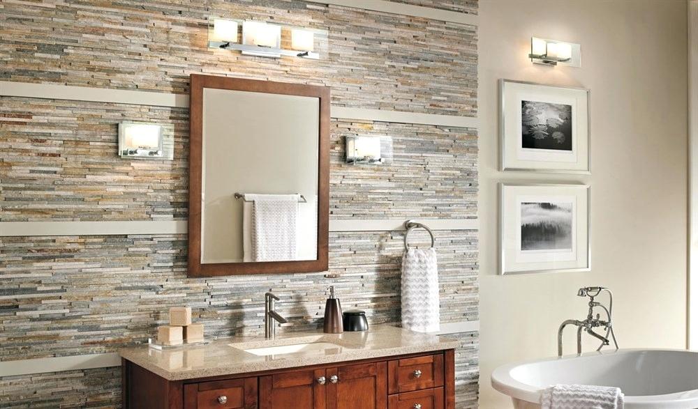 Bathroom Lighting Pictures Gallery: Alege O Plafonieră De Baie Pe LED-uri
