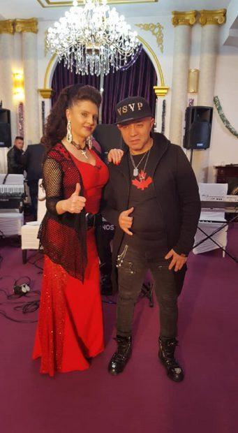Nicolae Guță s-a îngrășat din nou! Poza surprinzătoare postată de o cunoscută dansatoare