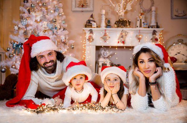 Pepe e un Moș Crăciun generos. A umblat o zi întreagă să ia cadouri pentru soție, copii, părinți, nepoți, fini!