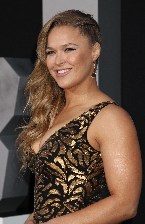 Cele mai frumoase sportive din lume. LOCUL 8: Ronda Rousey (31 de ani, SUA, arte marțiale mixte)   FOTO și VIDEO