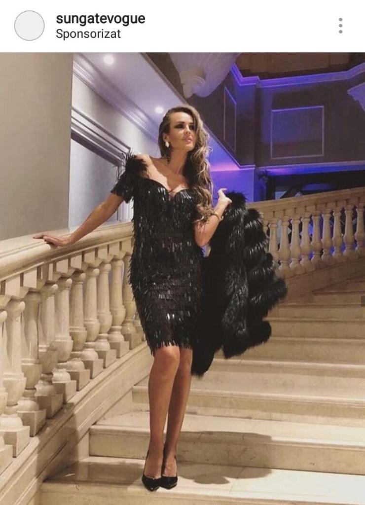 """Diana Munteanu, criticată dur de Iulia Albu. """"Cea mai proastă ținută din acest an""""."""