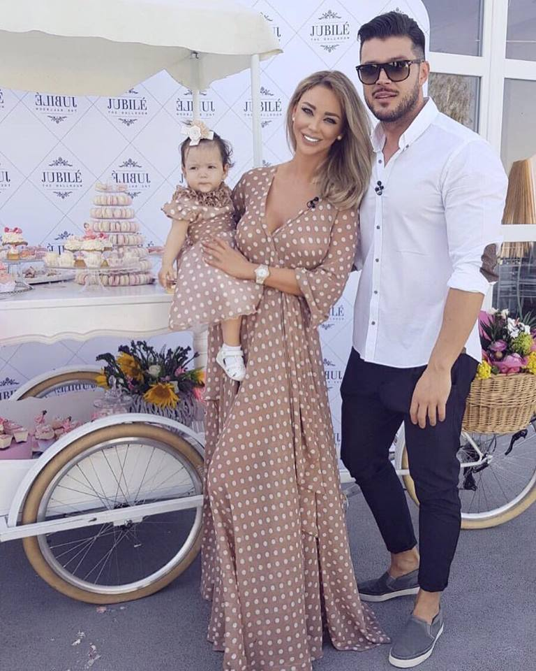 Victor Slav și fiica lui au același semn din naștere