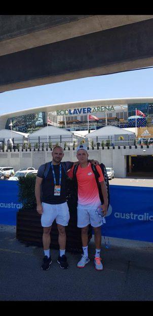 Andrei Mlendea și Filip Jianu Foto:Facebook/Andrei Mlendea