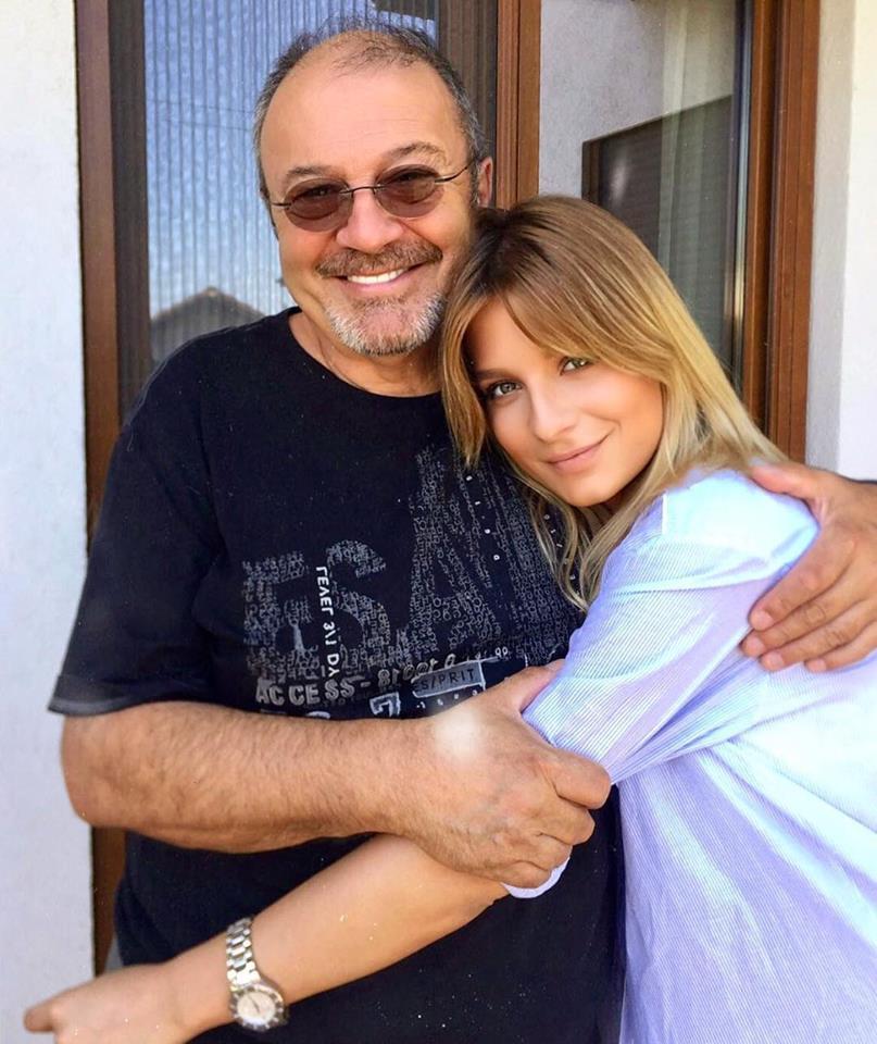 Ana Baniciu alături de Mircea Baniciu