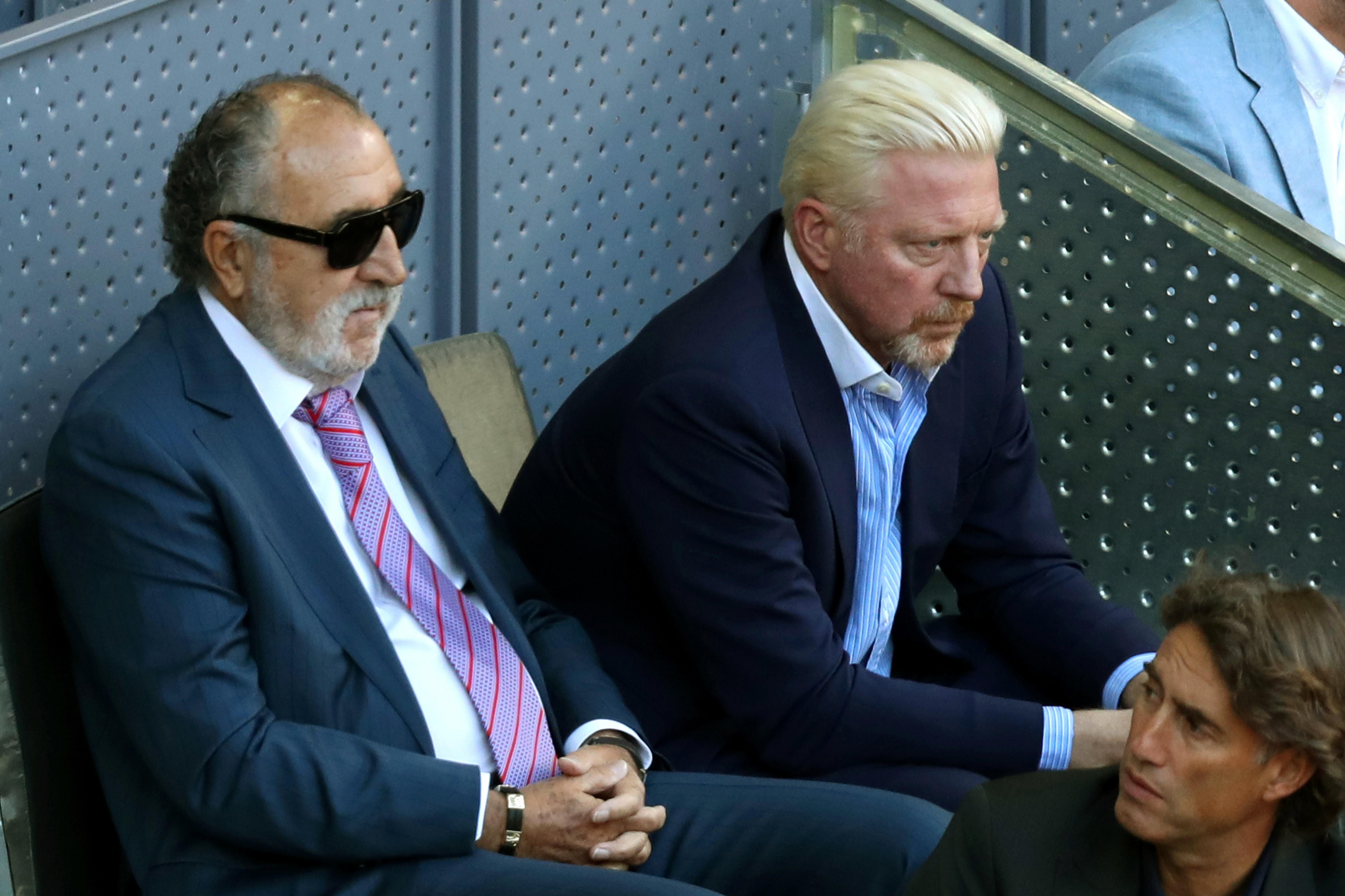 Boris Becker a vorbit despre relația cu Simona Halep. Liderul mondial i-a impresionat pe australieni