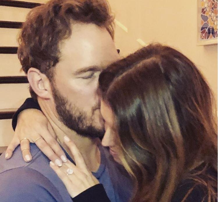 Chris Pratt s-a logodit cu fiica lui Arnold Schwarzenegger