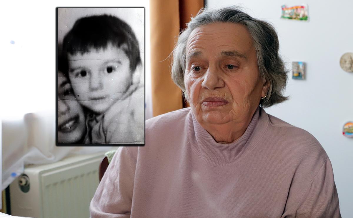 """VIDEO/ Durerea mamei care își caută băiatul dispărut acum 45 de ani: """"Mă rog la Dumnezeu să mi-l arate în vis, viu sau mort. Dar eu cred că nu e mort"""""""