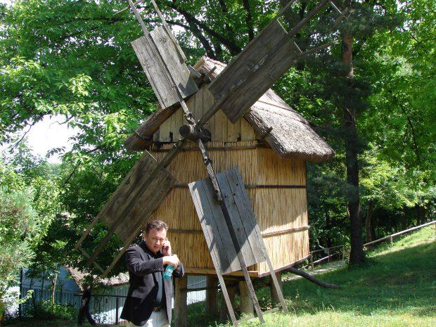 Dragoș Dolănescu și-a lăsat moștenirea pe mâna unui administrator. A donat unul dintre terenurile primite