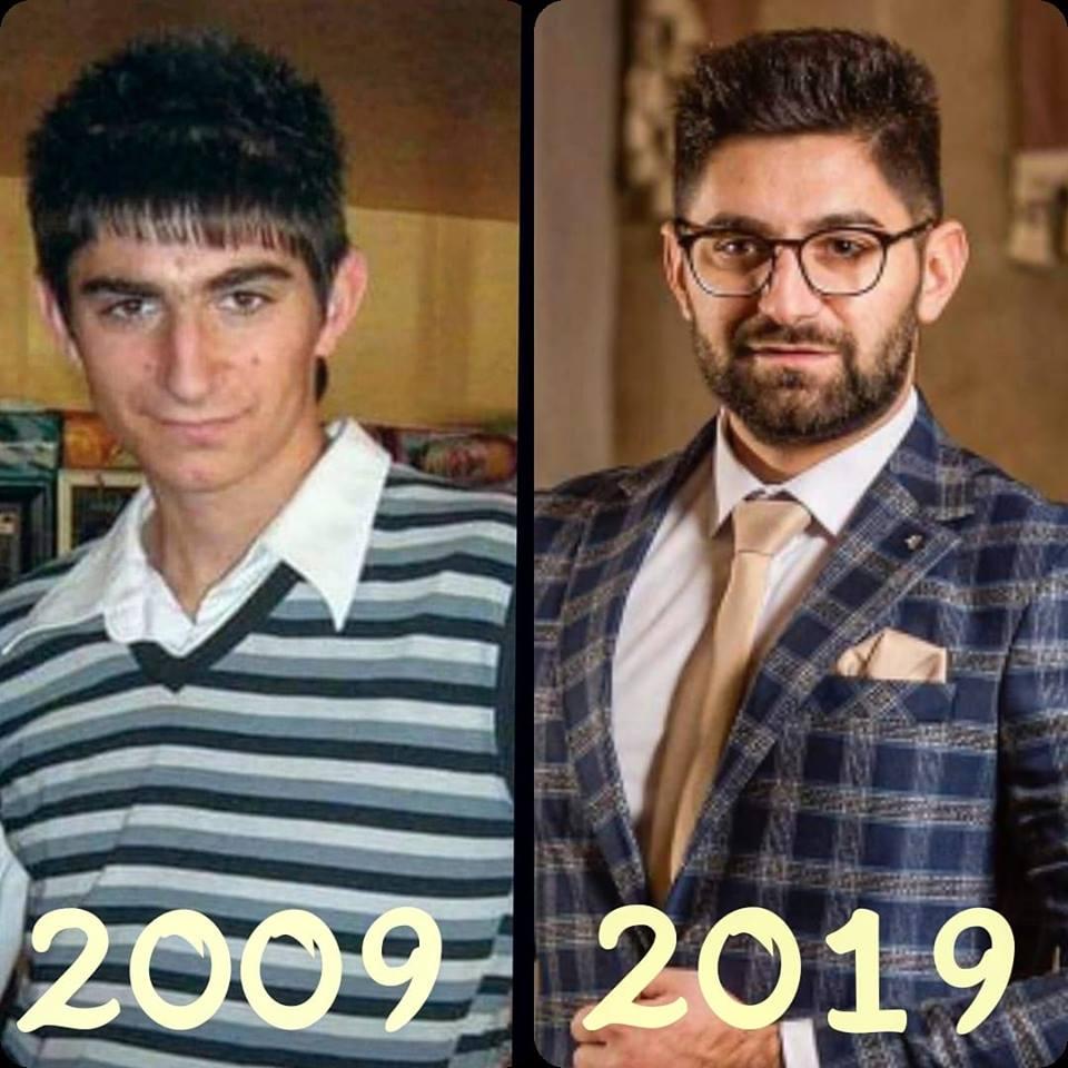 """De necrezut cum arăta Ionuț Gojman, de la Insula Iubirii, în urmă cu 10 ani. """"Uită-te în oglindă"""""""