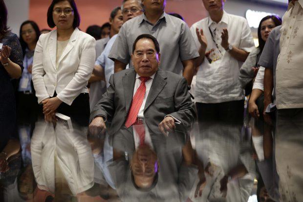 Henry Sy Sr. era cel mai bogat om din Filipine