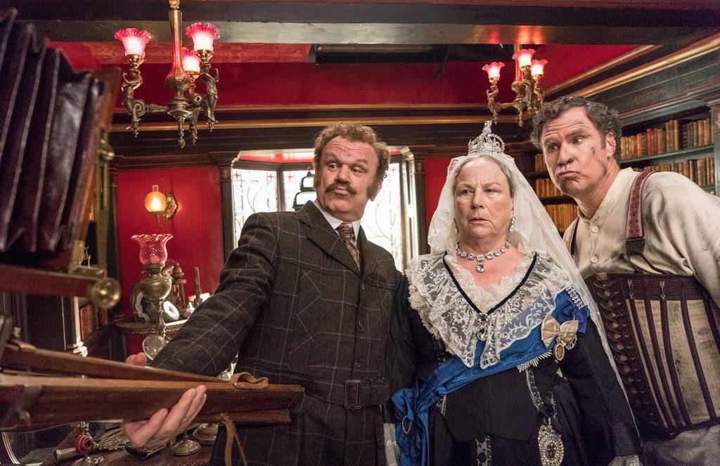 """Cronică de film: comedia """"Holmes & Watson"""", un banc sec care nu se mai termină"""