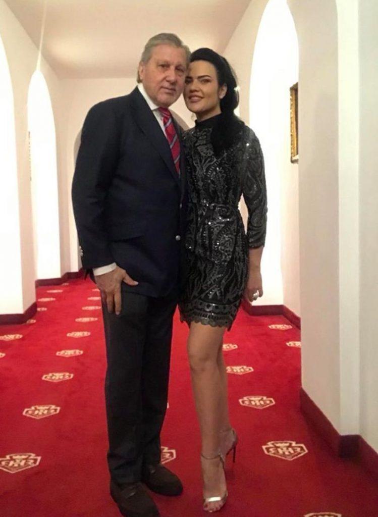 Brigitte și Ilie Năstase au făcut Revelionul în același loc! Cum au reușit să se evite