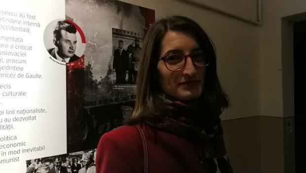 Maria Axinte, fondatorul Fundației Memorialul Închisoarea Pitești