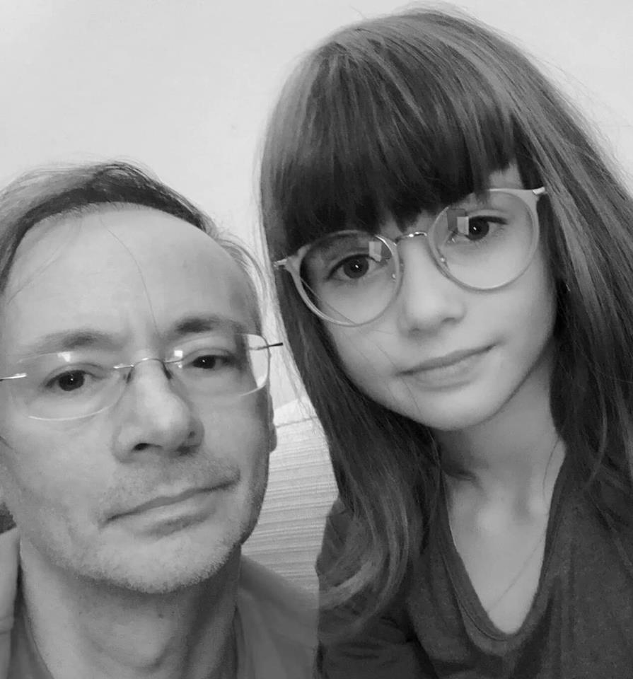 Cât de frumoasă s-a făcut fetița Iuliei și a lui Mihai Albu. Mikaela e cuceritoare