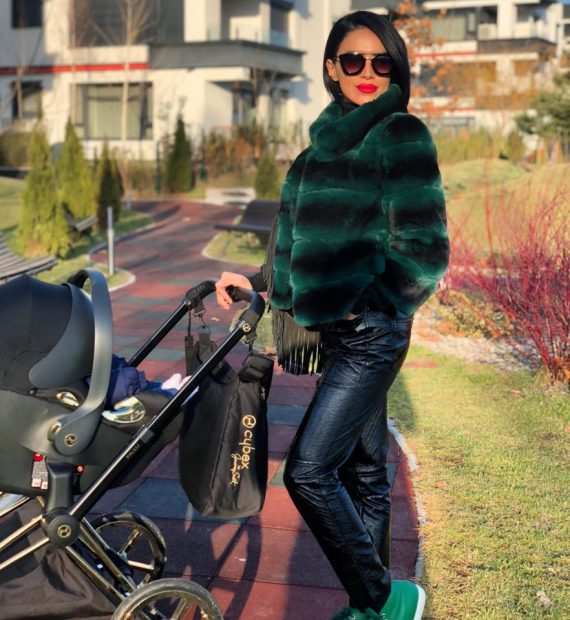 Adelina Pestrițu fuge de frig și de iarnă, dar ar vrea să ajungă în Laponia