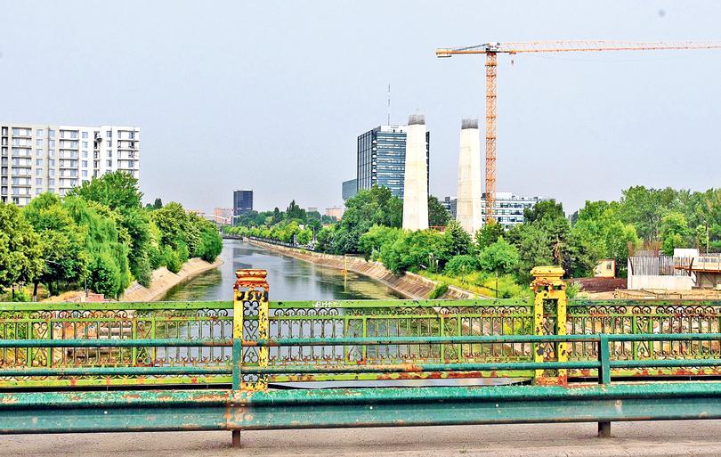Podul Ciurel din Bucureşti, proiect fără cap și fără ...  |Podul Ciurel