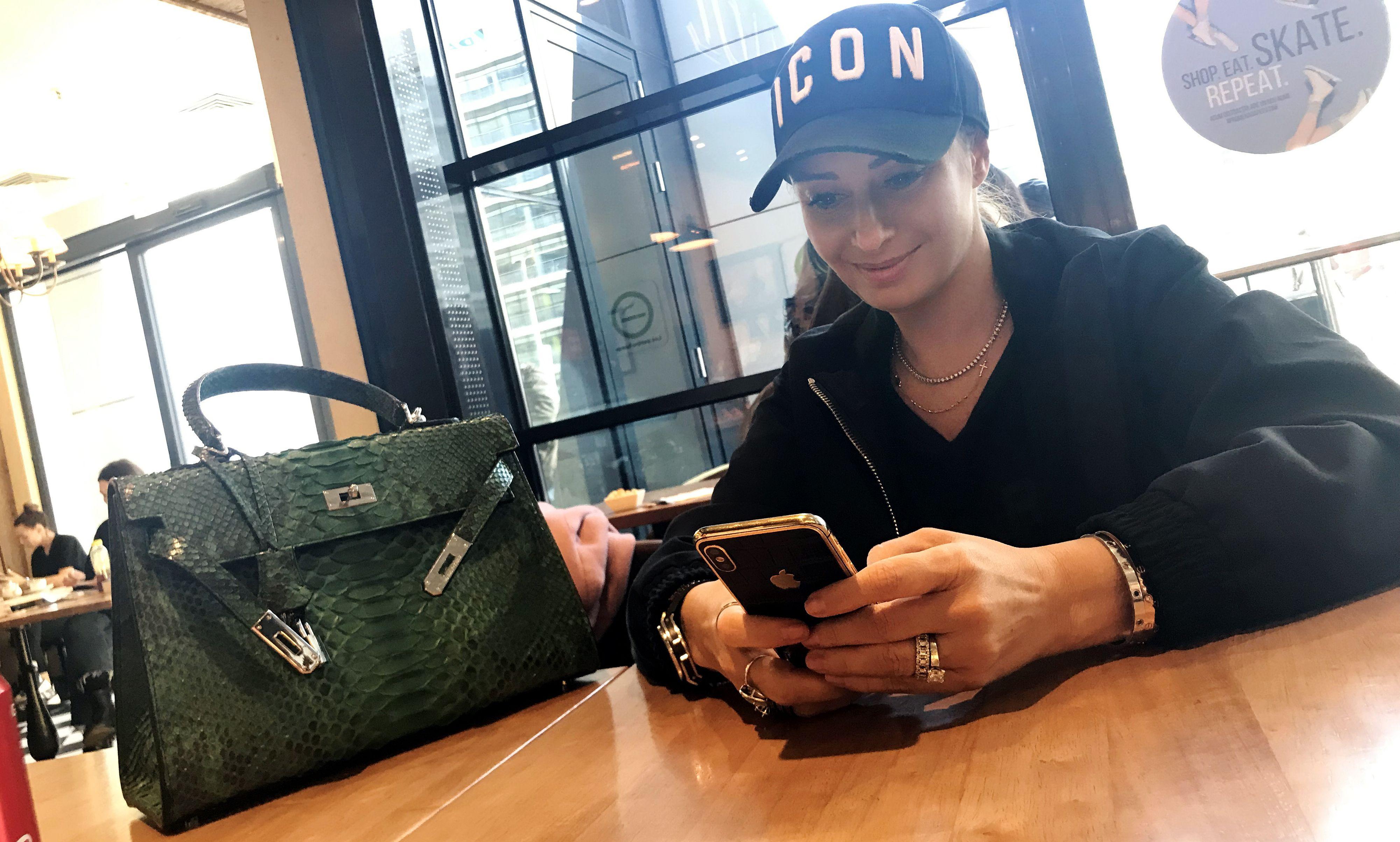 Anamaria Prodan Instagram anamaria prodan și-a luat geantă hermes de 80.000 de euro de
