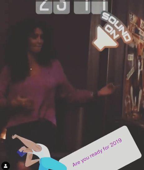 Cum a filmat-o Felix Baumgartner pe Mihaela Rădulescu chiar înainte de Revelion. Ce dans nebun a făcut diva de la Monaco | VIDEO