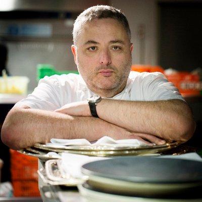 Celebrul bucătar irlandez Richard Corrigan