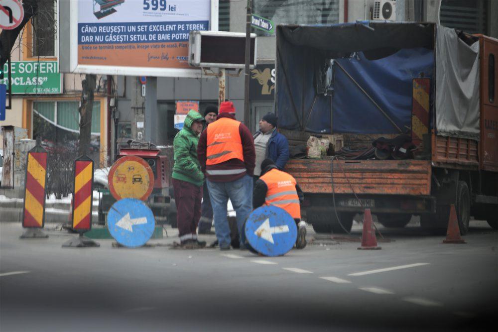 FOTOREPORTAJ/ RADET, tabloul risipei din Bucureşti. Imaginile care anunță colapsul mamutului energetic