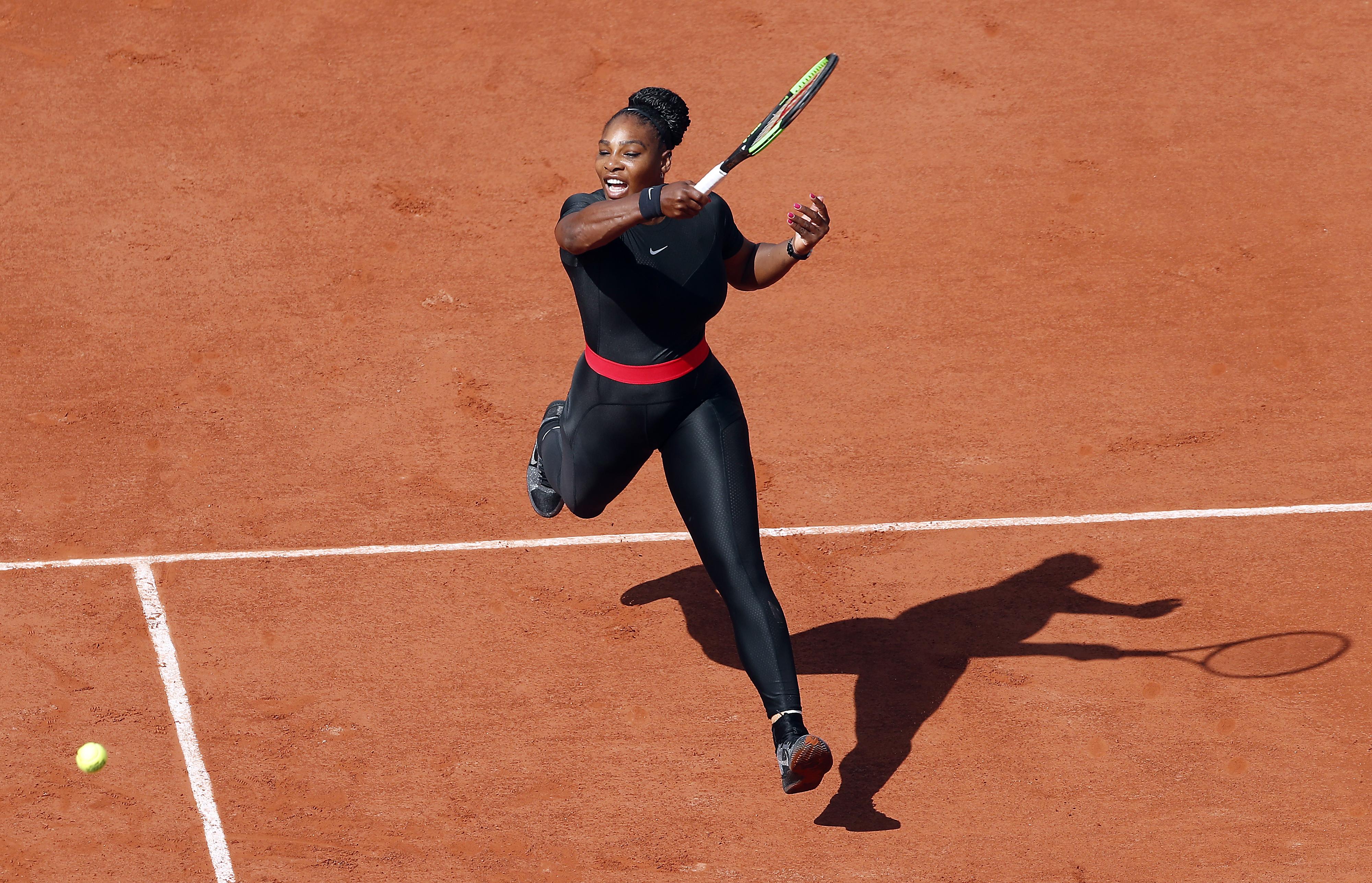 Serena Williams, la Roland Garros 2018.