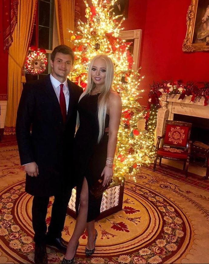 Cum arata iubitul lui Tiffany Trump, fiica cea mică a președintelui american