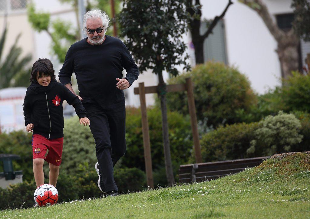 Flavio Briatore nu vrea să-și dea fiul la facultate. Motivul pentru care magnatul italian a luat această decizie