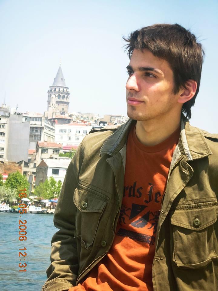 Cum arăta Tuncay Ozturk în studenție. Imagine nemaivăzută cu fostul soț al Andreei Marin