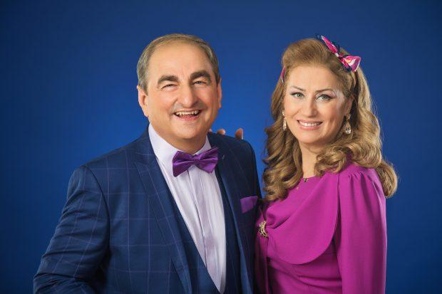 Vasile Muraru și-a făcut cadou un spectacol aniversar la Sala Palatului. Adună pe scenă actori și cântăreți
