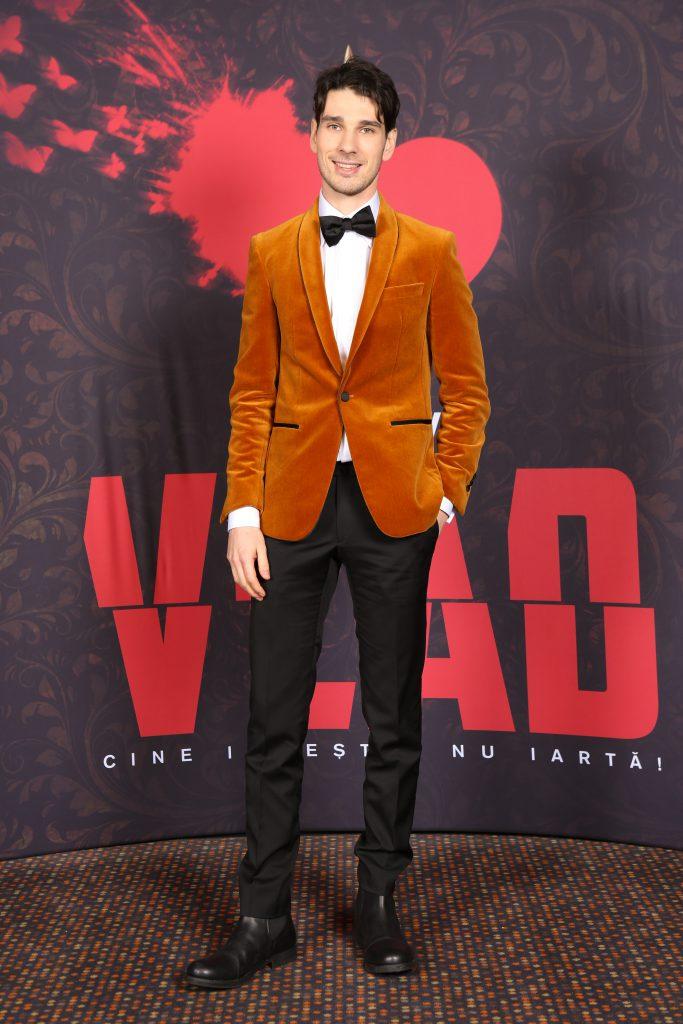 """VIDEO/ Actorul Anghel Damian a stat în închisoare cât a filmat pentru """"Vlad"""". """"Am fost 10 zile la Rahova"""""""